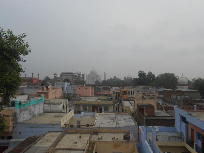 Taj Mahal Views